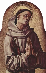 St Dominic by Carlo Crivelli (1476)